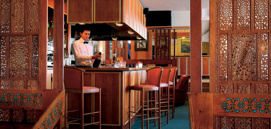 Hotel Le Val Chaviere bar 2